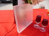 3.2mmの余分明確な粒状の太陽ガラス