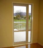 Portelli di alluminio del balcone Handcrafted alta qualità di vetro Tempered