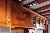 Nouveau Cabinet de cuisine américain en bois plein de conception