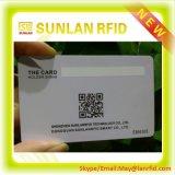 IDENTIFICATION RF en plastique Smart Card de l'impression 13.56MHz avec la puce de MIFARE