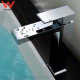 HD4203 Filigrane approuvé Tapware porcelaine sanitaire robinet du bassin en laiton