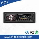 Universal Uno-DIN de coches reproductor de MP3 estéreo con panel fijo