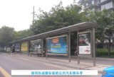 Bus Stop Shelter per Advertizing