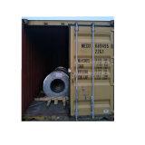 Lamiera di acciaio galvanizzata tuffata calda di Dx51d SGCC in bobina