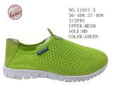 Numéro 51857 six couleurs Madame et chaussures d'action du sport des hommes