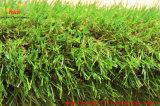 Buona erba d'abbellimento artificiale di sensibilità a strati