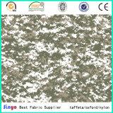 Resistente à água Camouflage Impresso 600d tecidos de poliéster com revestimento de PU