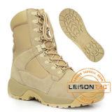Тактические ботинки водоустойчивой кожи нейлона и Cowhide/Anti-Slip и Anti-Abrasion