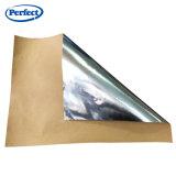 Отсутствие короткого замыкания с сеткой из алюминия с крафт-бумаги для резервного копирования