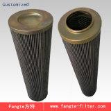 Cartuccia di filtro dal filtro dell'olio idraulico del filtrante di Terex per l'automobile di miniera 23049374