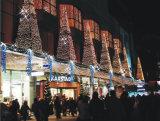 Le gouvernement Cross Street décoration lumière LED de Noël