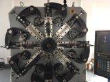 Dreiachsige Multifunktionscomputer CNC-Sprung-Maschine u. umwickelnde Maschine