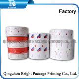 El papel del embalaje de la sal pimienta azúcar, papel film para embalaje bastón de azúcar, el papel de embalaje de alimentos