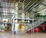 A soja, óleo vegetal de extração de solventes de extracção de solventes