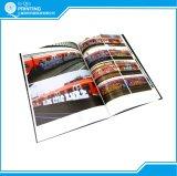 Design de catálogo de publicidade e empresa de impressão