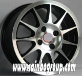 L'aluminium de rouleaux de voiture borde des rouleaux de voiture d'alliage de fournisseur de /Wheel