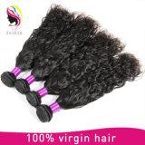 De in het groot Natuurlijke Natuurlijke Kleur van het Haar van Remy van het Menselijke Haar van de Golf
