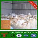 Manufatura da fibra de aço
