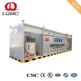 Stazione di servizio diesel del contenitore del combustibile mobile portatile con la certificazione del Ce