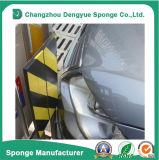 Защитный кожух на торце двери со стороны крышки Anti-Scratch ограждение резиновые прокладки из пеноматериала