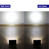 Лучшие продажи IP67 4500лм угол глаза высокого ближнего света 45W Spot прожектор погрузчика 4X6 СВЕТОДИОДНЫЕ ФАРЫ