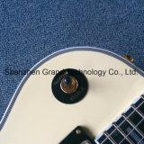 Custom Lp guitare électrique dans Milk-White avec manche en ébène (BPL-702)