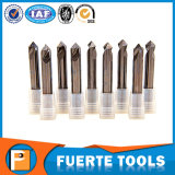 Pointes de perçage au carbure pour traitement de l'aluminium