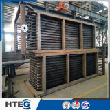 Cambiador de calor de alta frecuencia del tubo aletado del espiral de la soldadura del fabricante de China