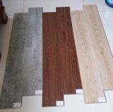 Plancher courant régulier de vinyle de PVC de cliquetis des marchandises 4mm avec le meilleur prix