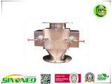 Séparateur magnétique, barre de filtre magnétique pour le recyclage de l'industrie