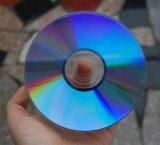 Classificare la a più lo spazio in bianco DVD-R 16X 4.7GB 120mins di alta qualità