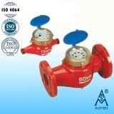 Multi Jet Rotary Vane Wet Type Medidor de água quente