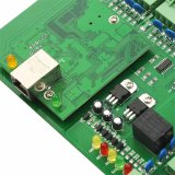 Painel de controle de acesso de rede de uma porta de 32 bits