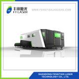 польностью Enclosed резец обменянный предохранением платформы 1500W лазера Engraver4020