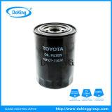 Filtre à huile de haute qualité pour l'Toyoyta 15601-68010