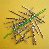 Fibra vegetal, el polvo de cemento de fibra de acero, fibra de acero inoxidable refractario