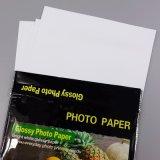 Papel Echar-Revestido brillante lateral doble de la foto de la inyección de tinta