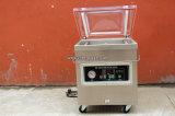 Type inférieur machine à emballer vidante de mastic de colmatage de vide d'azote de vide de fruits frais