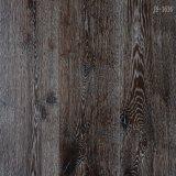 Suelo de madera dirigido del entarimado del roble/suelo de la madera dura con color manchado