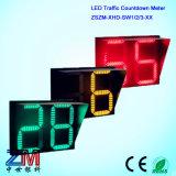 Rupteur d'allumage de compte à rebours de circulation de la performance DEL/mètre stables compte à rebours de circulation