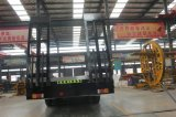 3 rimorchi del camion di Lowbed dell'asse da vendere