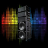 2016 de Spreker van de Serie van de Lijn van Loudspeakr van het Systeem van het Overleg M10s
