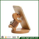 2017デスクトップの木の携帯電話のホールダー