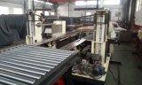 Automatischer gewölbter Karton, der Maschine bindet