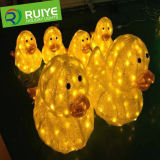 LED 3D Motif Licht voor Home and Garden Decoration