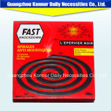130mm Konnor Black Mosquito Repellent Incense Coil