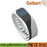 Reloj elegante de Bluetooth del nuevo de la llegada monitor del ritmo cardíaco con impermeable