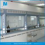 実験室の鋼鉄化学排気ガスのフード