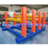 Jeu gonflable Hurdle / Interactive Inflatable Shoot Arena Sports Game