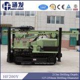 Hf200y Machine van het Gat van de Kern van het Type van Kruippakje de Concrete Boor